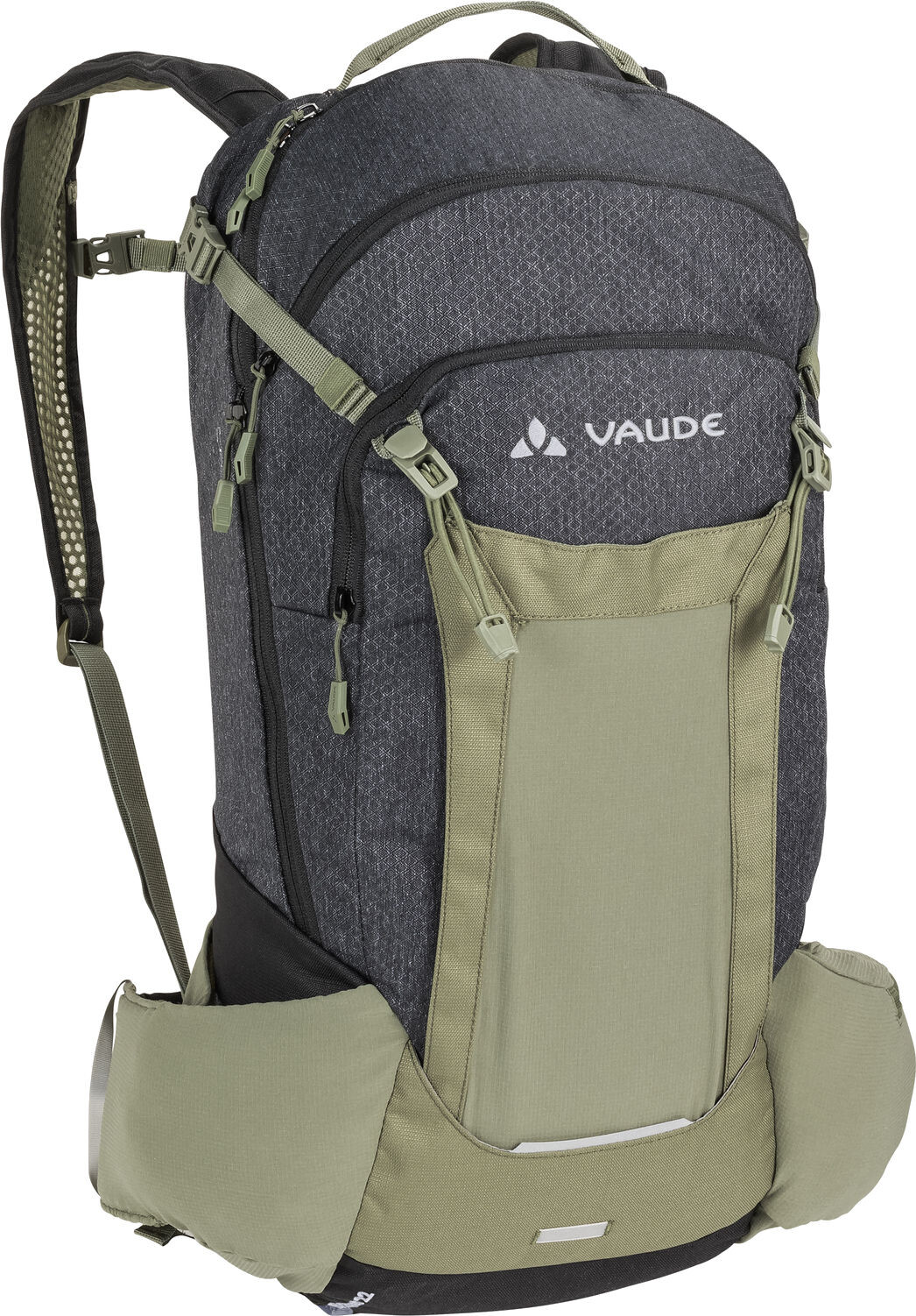 156f0690f40fb VAUDE Bracket 22 Backpack grey at Bikester.co.uk